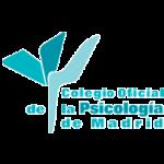 Logotipo Colegio Oficial de Psicología de Madrid